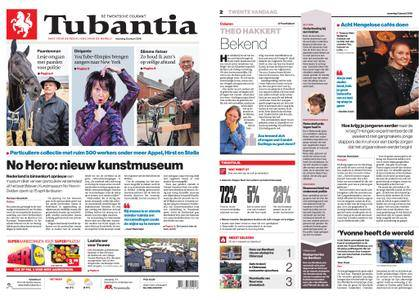 Tubantia - Enschede – 08 januari 2018