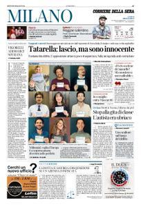 Corriere della Sera Milano – 09 maggio 2019