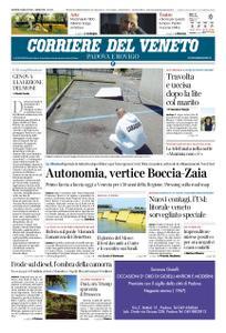 Corriere del Veneto Padova e Rovigo – 09 luglio 2020