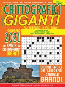 Crittografici Giganti – giugno 2021