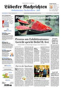 Lübecker Nachrichten Ostholstein Süd - 27. September 2019