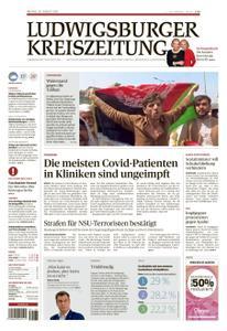 Ludwigsburger Kreiszeitung LKZ - 20 August 2021