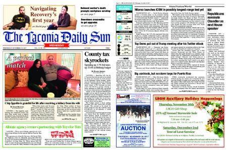 The Laconia Daily Sun – November 29, 2017