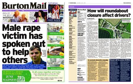 Burton Mail – June 01, 2019