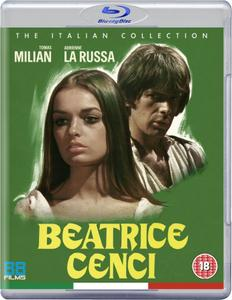 The Conspiracy of Torture (1969) Beatrice Cenci [w/Commentary]