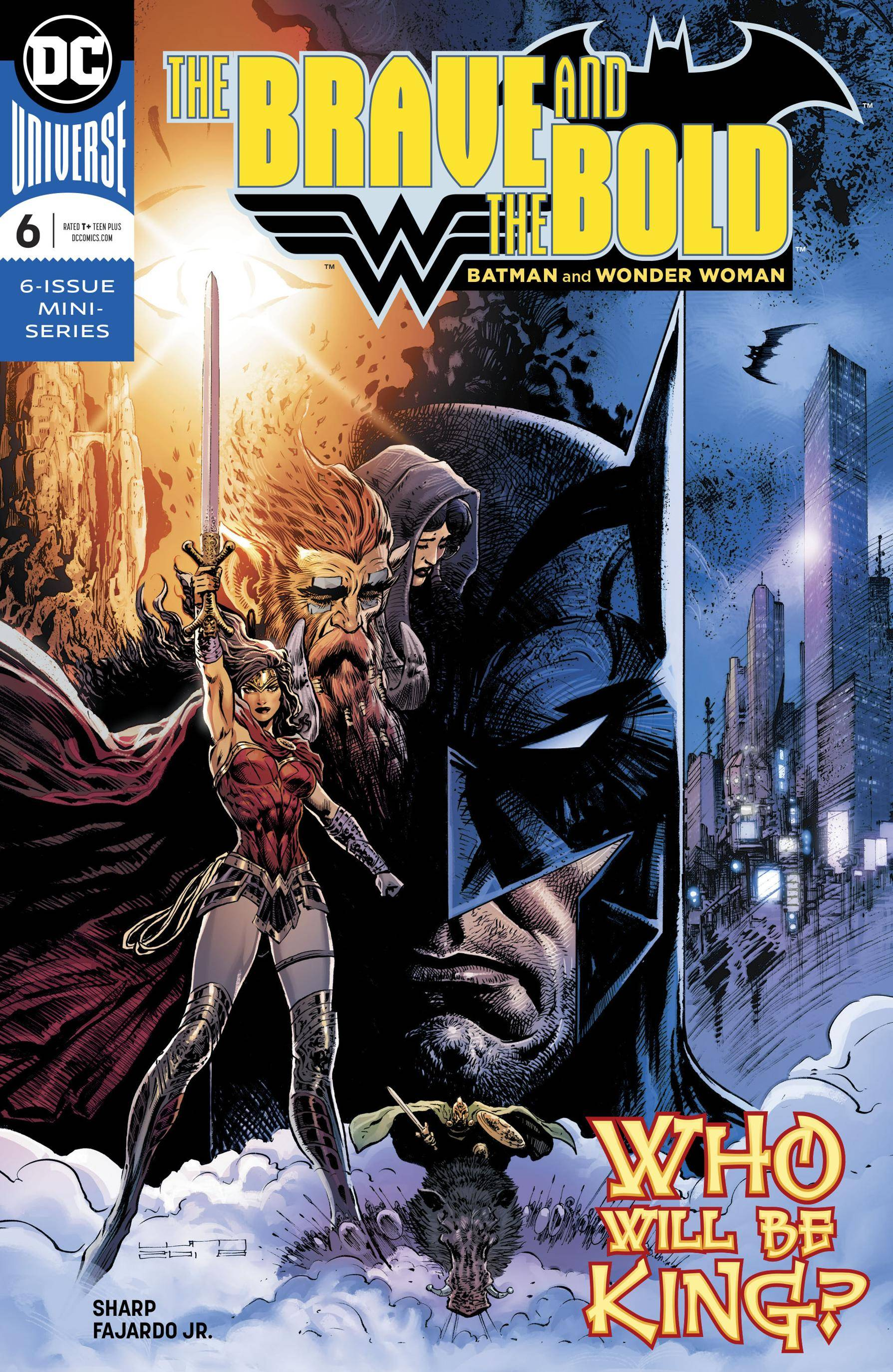 The Brave and the Bold - Batman and Wonder Woman 06 (of 06) (2018) (Digital) (Zone-Empire)