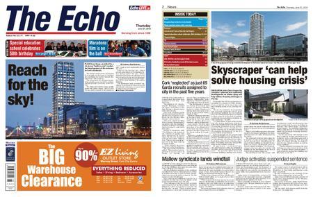 Evening Echo – June 27, 2019