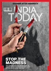 India Today - July 24, 2017