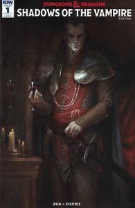 Dungeons & Dragons - Las Sombras del Vampiro #1-5 (de 5)