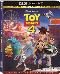 Toy Story 4 (2019) [4K, Ultra HD]