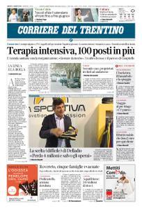 Corriere del Trentino – 14 marzo 2020