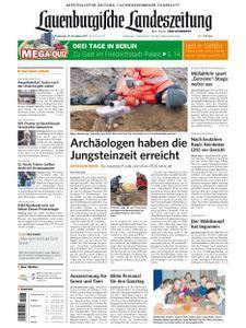 Lauenburgische Landeszeitung - 30. November 2017