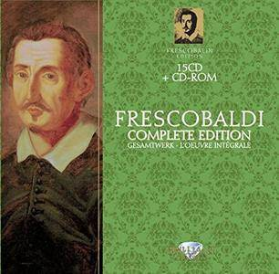 Girolamo Frescobaldi - Complete Edition (2011) (15 CDs Box Set + CD-ROM)