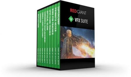 Red Giant VFX Suite 1.0.2