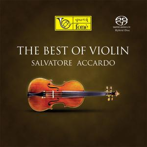 Salvatore Accardo - The Best Of Violin (2010) [Reissue 2019] SACD ISO + Hi-Res FLAC