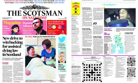 The Scotsman – October 27, 2018