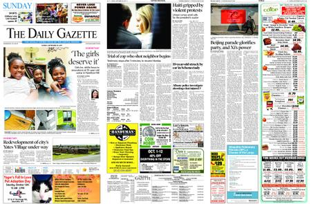 The Daily Gazette – September 29, 2019