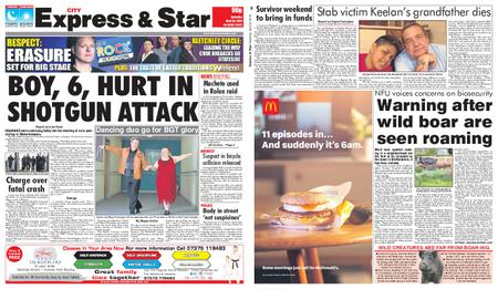 Express and Star City Edition – April 20, 2019