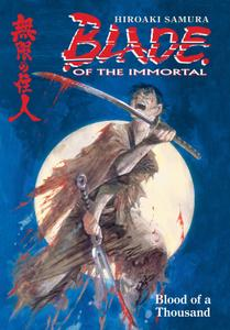 Blade of the Immortal v01-Blood of a Thousand 1997 Digital danke