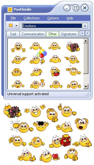 PostSmile v5.1 AIO [SuperPack with all the Collections]
