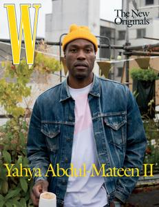 W Magazine - November 2020