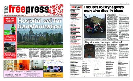 Denbighshire Free Press – May 20, 2020