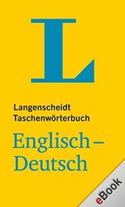 Langenscheidt Taschenwörterbuch : Englisch-Deutsch