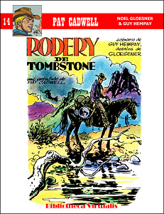 Pat Cadwell - Tome 14 - Rodery de Tombstone