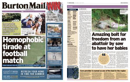 Burton Mail – June 19, 2021