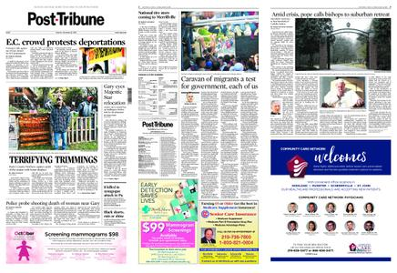 Post-Tribune – October 28, 2018