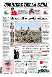 Corriere della Sera – 11 marzo 2019