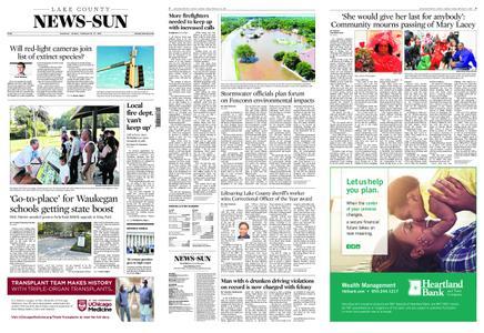 Lake County News-Sun – February 16, 2019