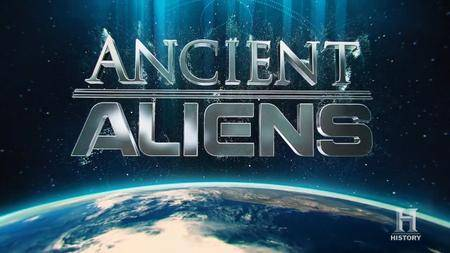 History Channel - Ancient Aliens: Earth Station Egypt (2018)