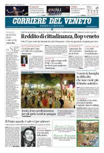 Corriere del Veneto Padova e Rovigo – 27 luglio 2019