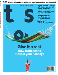 Times Educational Supplement - July 04, 2019