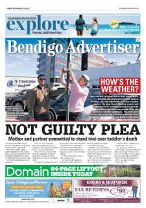 Bendigo Advertiser - November 29, 2019