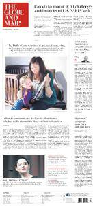 The Globe and Mail - January 11, 2018