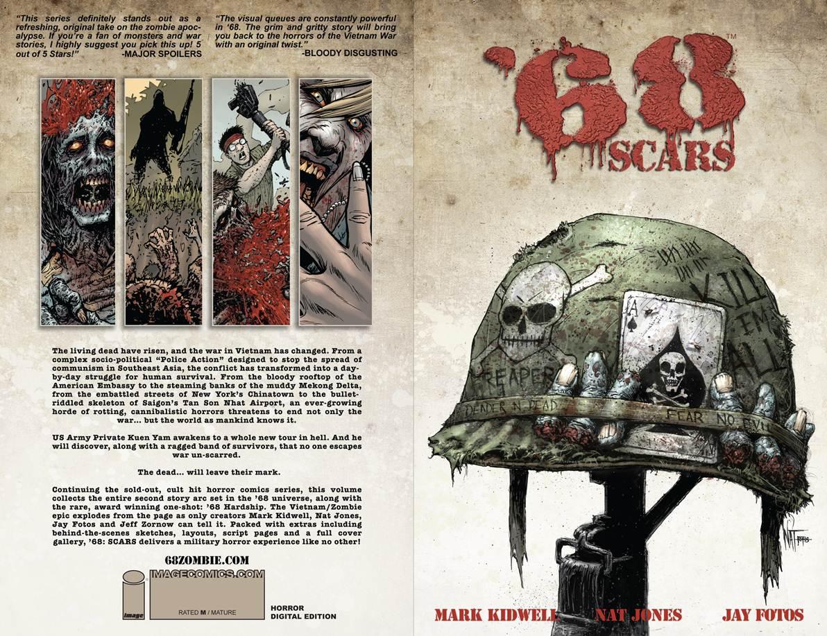 68 Vol 2 TPB - Scars (2013)