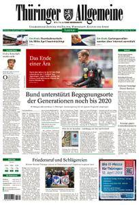 Thüringer Allgemeine Ilmenau - 03. April 2018