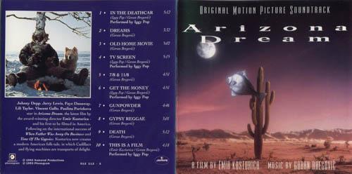 Music: Goran Bregovic - (1993) Arizona Dream OST                                                                (with Iggy Pop)