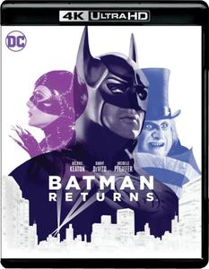Batman Returns (1992) [4K, Ultra HD]