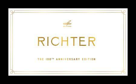 Sviatoslav Richter - Richter: The 100th Anniversary Edition (2015) (50 CD Box Set)