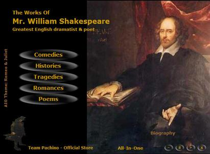 The Works of Mr. William Shakespeare .. All-In-One