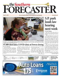 The Southern Forecaster – May 21, 2021
