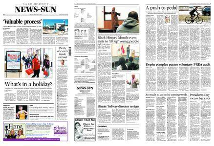 Lake County News-Sun – February 19, 2018