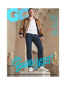 GQ Germany - April 2021