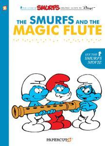 Papercutz-Smurfs Vol 02 The Smurfs And The Magic Flute 2013 Hybrid Comic eBook
