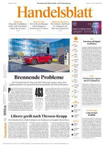 Handelsblatt - 19 Oktober 2020