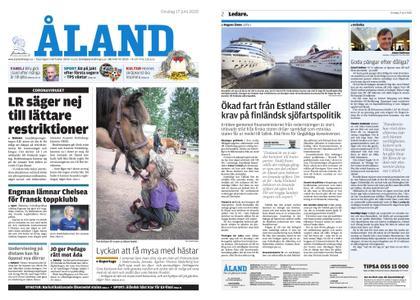 Ålandstidningen – 17 juni 2020