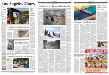 Los Angeles Times – March 27, 2021